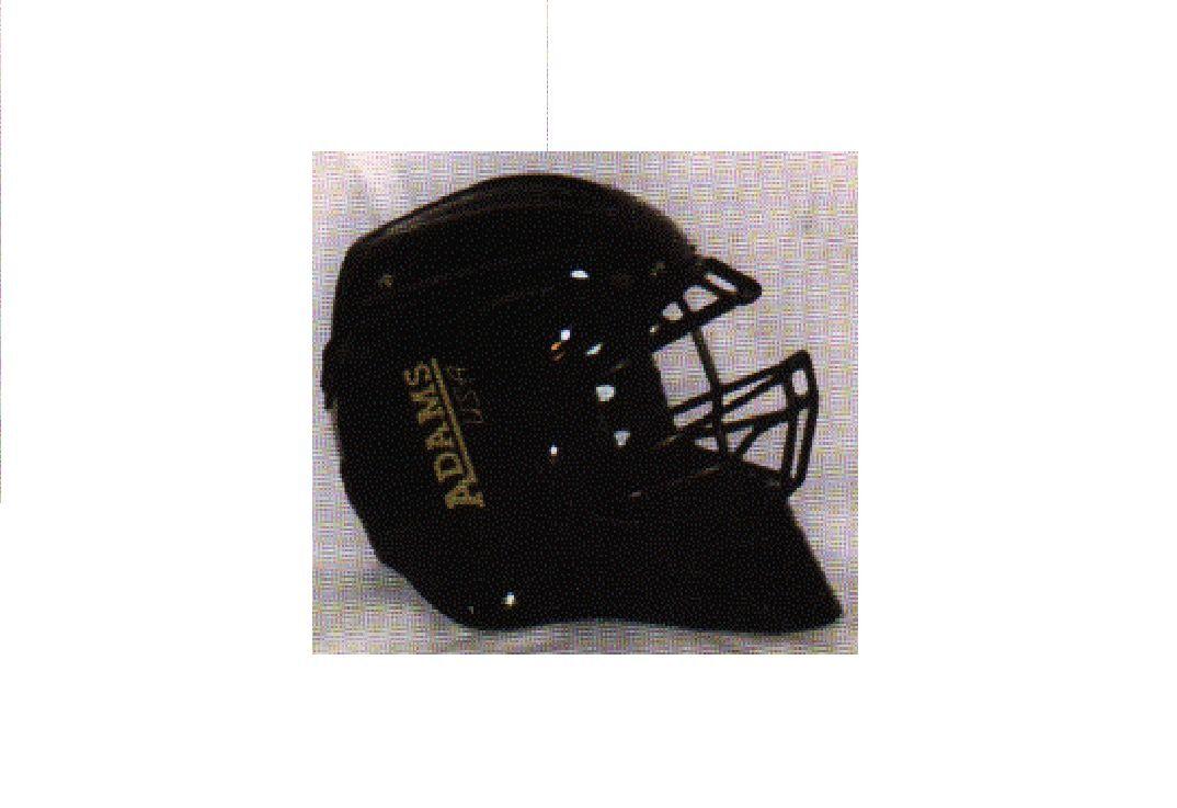 Adams Ch-2000 Adulto Grande 7 1  8 -8 Hockey Estilo capturas Casco Rojo  descuento online
