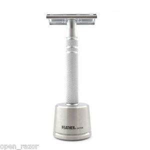 Feather-AS-D2S-All-Stainless-Steel-Double-Edge-Razor