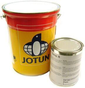 Details about JOTUN Penguard HB GRP/Alloy Epoxy Primer Boat Paint - 5  Litres RED