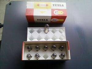 Schlusslichtbirne-6V-5W-von-TESLA-im-10er-Pack-NEU-und-ovp-IFA-MZ-Simson