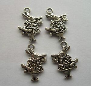 6pcs Tibetan Silver Bookmark Marker Engraving Flower Decor DIY Finding Craft
