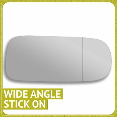 Mirror Glass Convex Jaguar XK8 1996-2006 Left Passenger Side