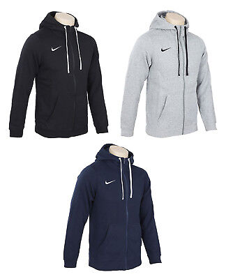 Sweatshirt Nike Hoodie FZ Fleece Club 19 AJ1313 063