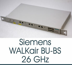 ALVARION-SIEMENS-WALKair-BS-BU-DIGITAL-26Ghz-E1-P-ISDN-Rx-Tx-26Ghz-p-n-100123-OK
