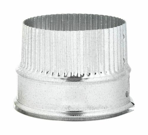 Steel  Duct Collar 4 Ga Broan  4 in Dia