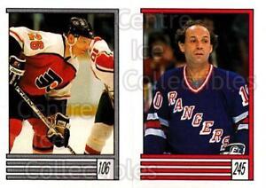 1989-90-O-Pee-Chee-Stickers-106-245-Brian-Propp-Guy-LaFleur
