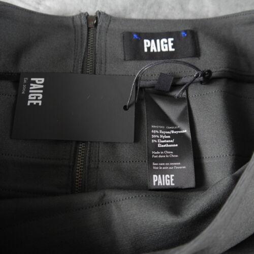 grigio Anb scuro Mini con Med Paige gonna fasciatura Nwt q7xgH6