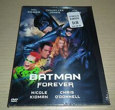 Batman Forever (DVD, 1997)