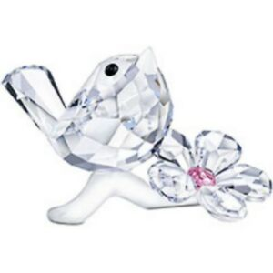 SWAROVSKI-CRYSTAL-034-BABY-BIRD-034-840329-NEW-amp-MINT-IN-BOX-RETIRED-2010