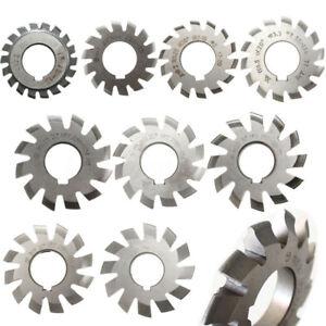 Diameter-16mm-27mm-8pcs-M0-5-M4-20degree-1-8-Involute-Gear-Cutters-HSS-Module