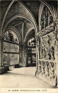 CPA Espagne Burgos - Interior de la Catedral- Abside (282056) mQKSp53J-09090601-473367800