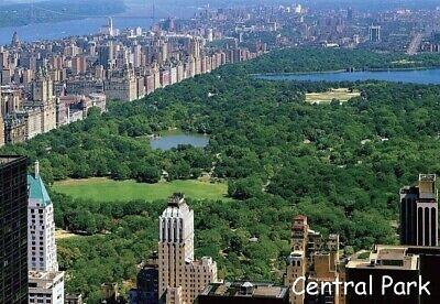New York Central Park Foto Fridge Kühlschrank Magnet Reise Souvenir (141)