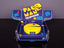 Téléphone PAC MAN + box 1982 rétrogaming 80's RARE