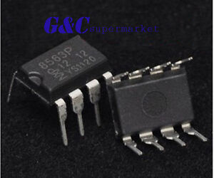 10PCS-IC-PCF8563P-PCF8563-Real-time-clock-DIP8-NXP-NEW-GOOD-QUALITY