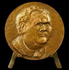 Medaglia-Ingegnere-amp-Politica-Luigi-Baillot-Board-di-Parigi-Fox-63mm-Medal