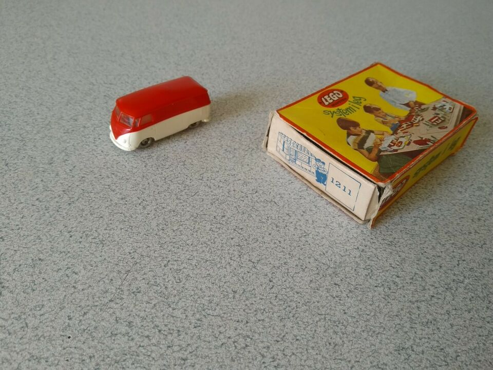 Lego andet, Classic 1211 og 258