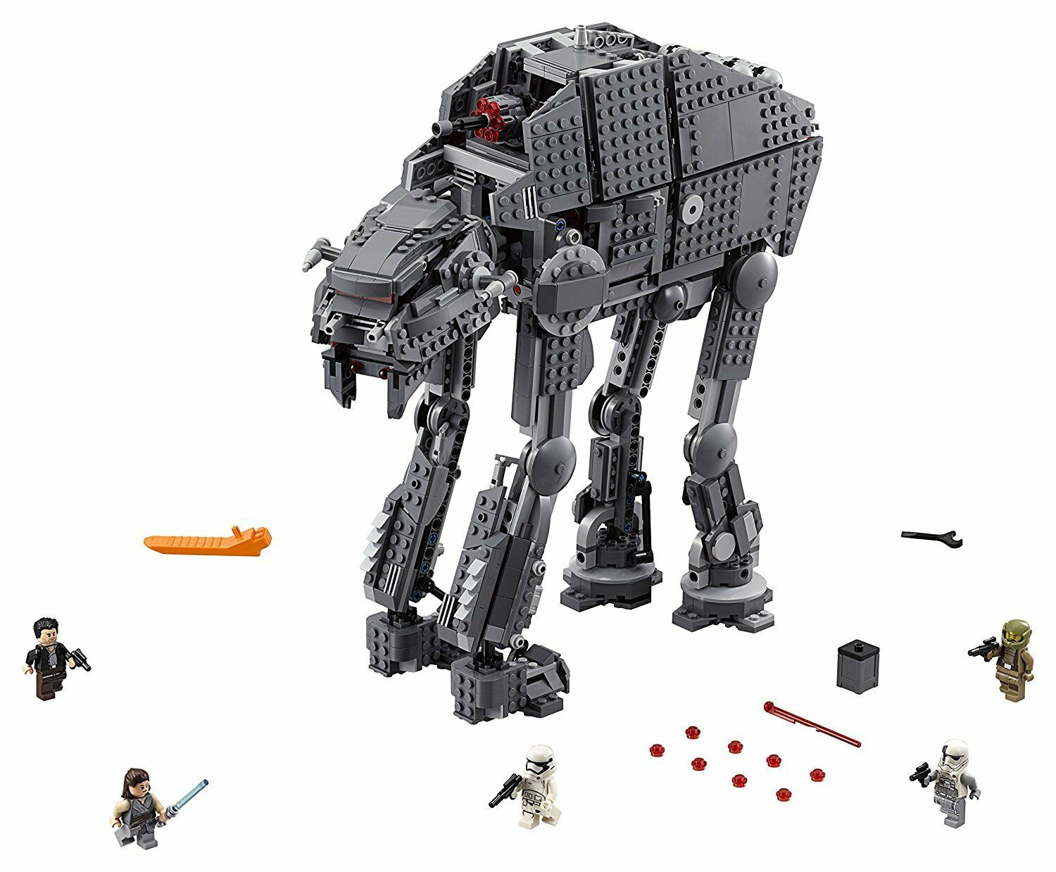 LEGO Star Wars Wars Wars 75189 First Order Heavy Angriff Walker™ 26613e