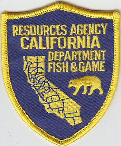 California ca resources agency dept of fish game mini for California fishing game