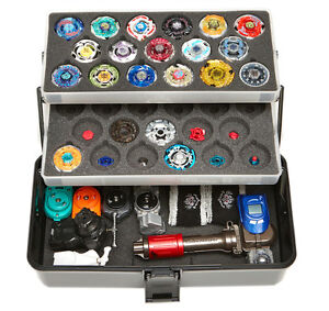 Beyblade-Toolbox-Snipe-Light-Launcher-Grip-Pointer-Angle-Compass-Metal-Face