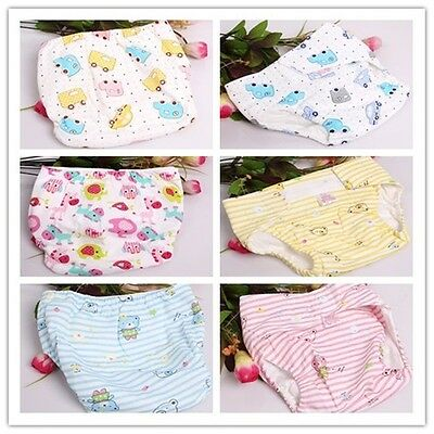 New Adjustable Reusable Lot Newborn Baby Infant Washable Cloth Diaper Nappies Y