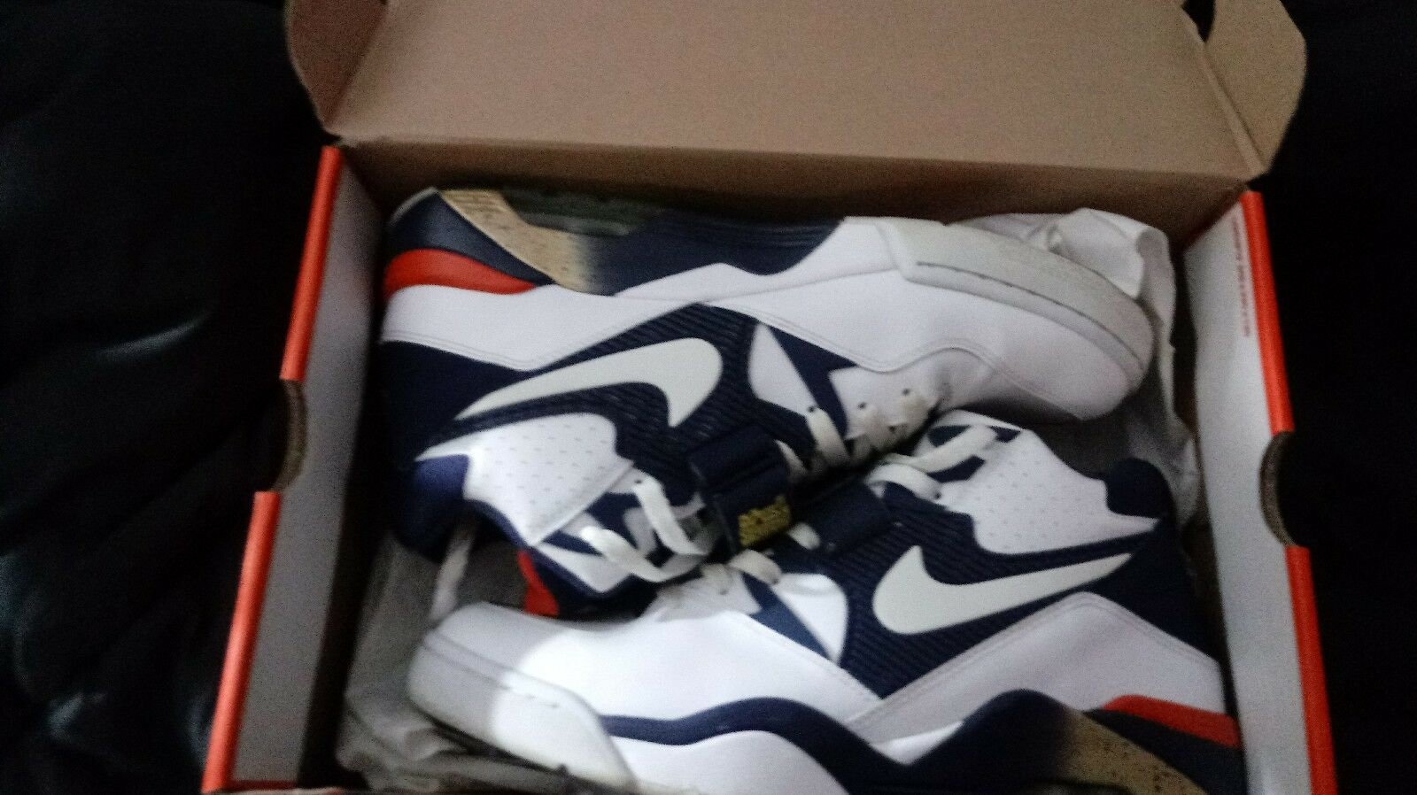 mens 11.5 air force 180 olympic golds