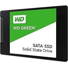 "Western Digital SSD WDS120G2G0A 120GB SATA III 6Gb//s 2.5/"" 7mm WD Green Retail"
