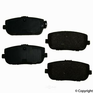 For 2006-2014 MX-5 Bosch Blue Front Disc Brake Pad NEW