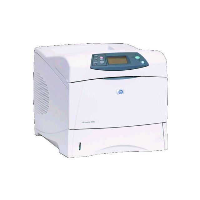 Q5401A HP LASERJET 4250N LASERDRUCKER A4 NETZWERK PARALLEL USB S/W
