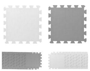 20Pcs 30cm Eva Mat Foam Mats Soft Floor Tiles Interlocking Play Kids Baby Large