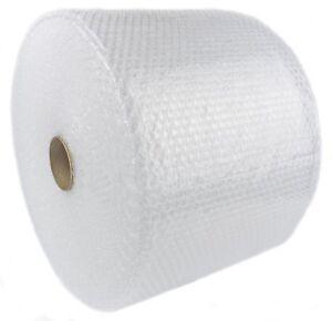 100 Mètre Rouleau Petit Papier Bulle 1200 Mm X 100 M Haute Qualité Made In Uk-afficher Le Titre D'origine Beau Lustre