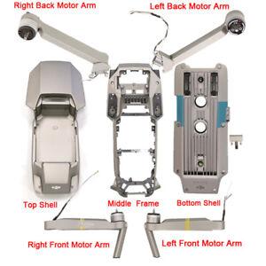 Top-Bottom-Body-Shell-For-DJI-Mavic-Pro-Platinum-Drone-RC-Motor-Arm-Middle-Frame