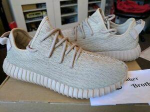 c7e42c1c184eb Adidas Yeezy Boost 350 Oxford Tan Light Stone Kanye West AQ2661 ...