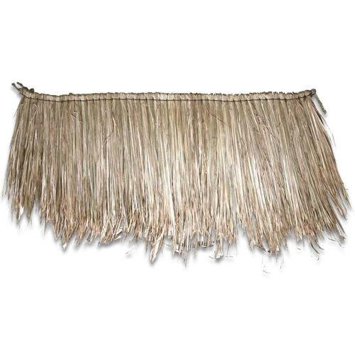 1 x Palmendach Paneel zur Herstellung von Dachelementen im asiatischen Stil