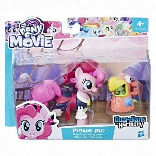 HASBRO My Little Pony série gardiens de l/'harmonie-Choix de 4 Poney Caractères