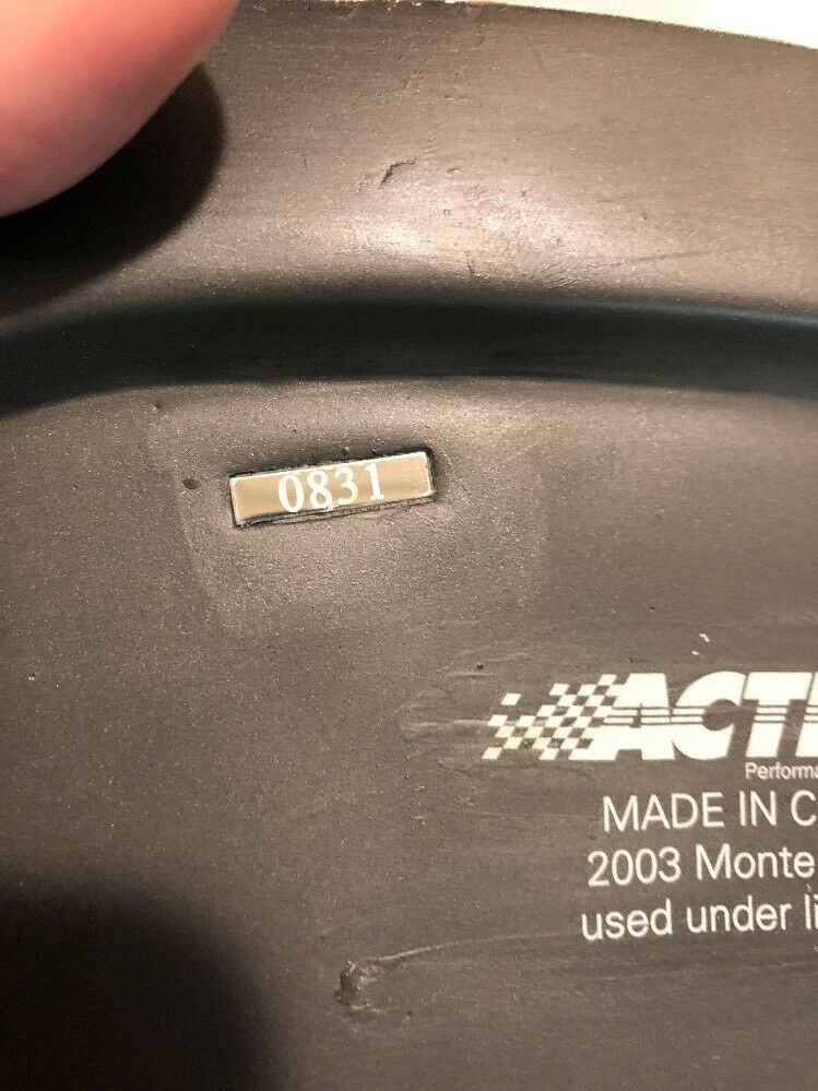 """RARE 2003 2003 2003 DALE EARNHARDT JR Limited Edition 1 Of 1,404 WALL HANGER 20"""" Action a89f66"""
