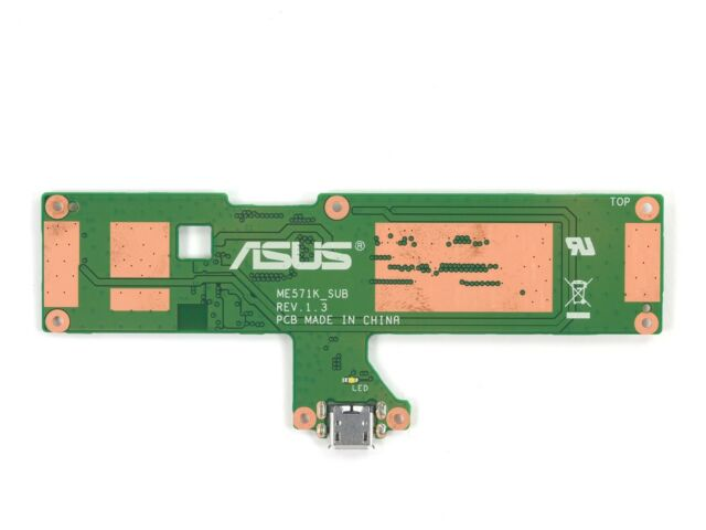OEM Genuine Micro USB Charging Port Board for Google Asus Nexus 7 2nd Generation