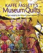 Kaffe Fassetts Museum Quilts von Kaffe Fassett (2005, Gebunden) F17
