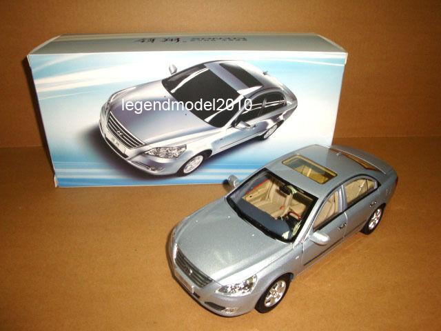 1 18 Hyundai Sonata NFC Argent Couleur (peinture est mauvais,  a bulle d'air)  moins cher