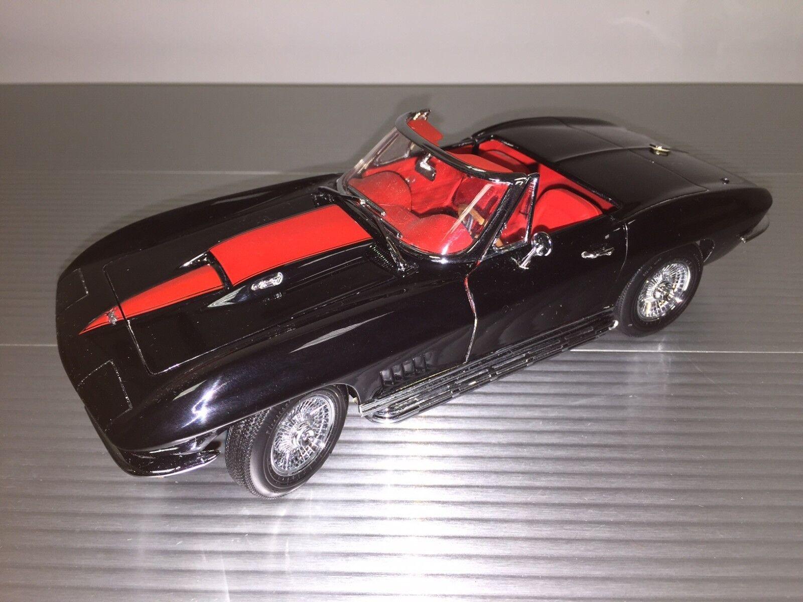 Kreativ Master Klassisch 1967 Chevrolet Corvette Sting Strahl Roadster 1 20