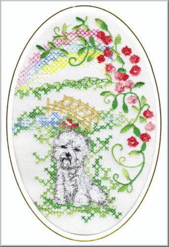 Westie Rainbow Bridge Card by Dogmania West Highland White Terrier,