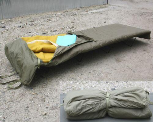 ORIGINAL SCHLAFSACK LINER DECKE OLIV OUTDOOR CAMPING ANGELN NATO LACKEN MILITARY