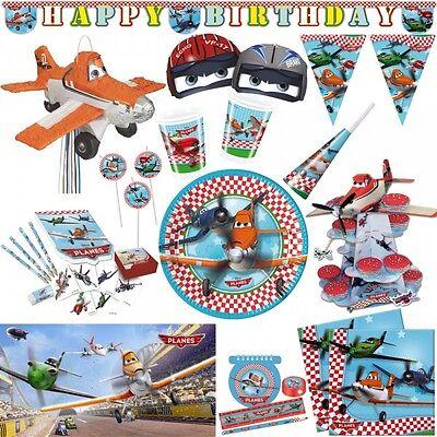 Disney Planes Kindergeburtstag Party Deko Set Geburtstag Junge Flugzeuge Feier