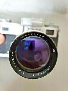 Vintage Kiev UdSSR Kamera Jupiter Color lens
