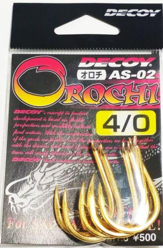 Decoy AS-02 Orochi Size #4//0