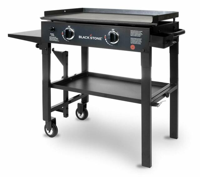 Outdoor Gas Griddle Patio Grilling Station Flat Top Propane Grill 60 000 Btu For Sale Online Ebay