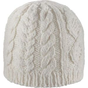 PISTIL Designs Riley Womens Beanie Knit Hat Ivory White One Size ... 7fd7faf79d3