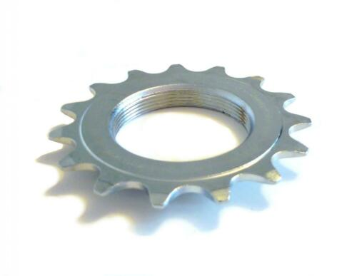 "BIKE Bicycle FIXIE PISTE TRACK SPROCKET 15 tooth suitable for 1//8/"" CHAINS NEW"