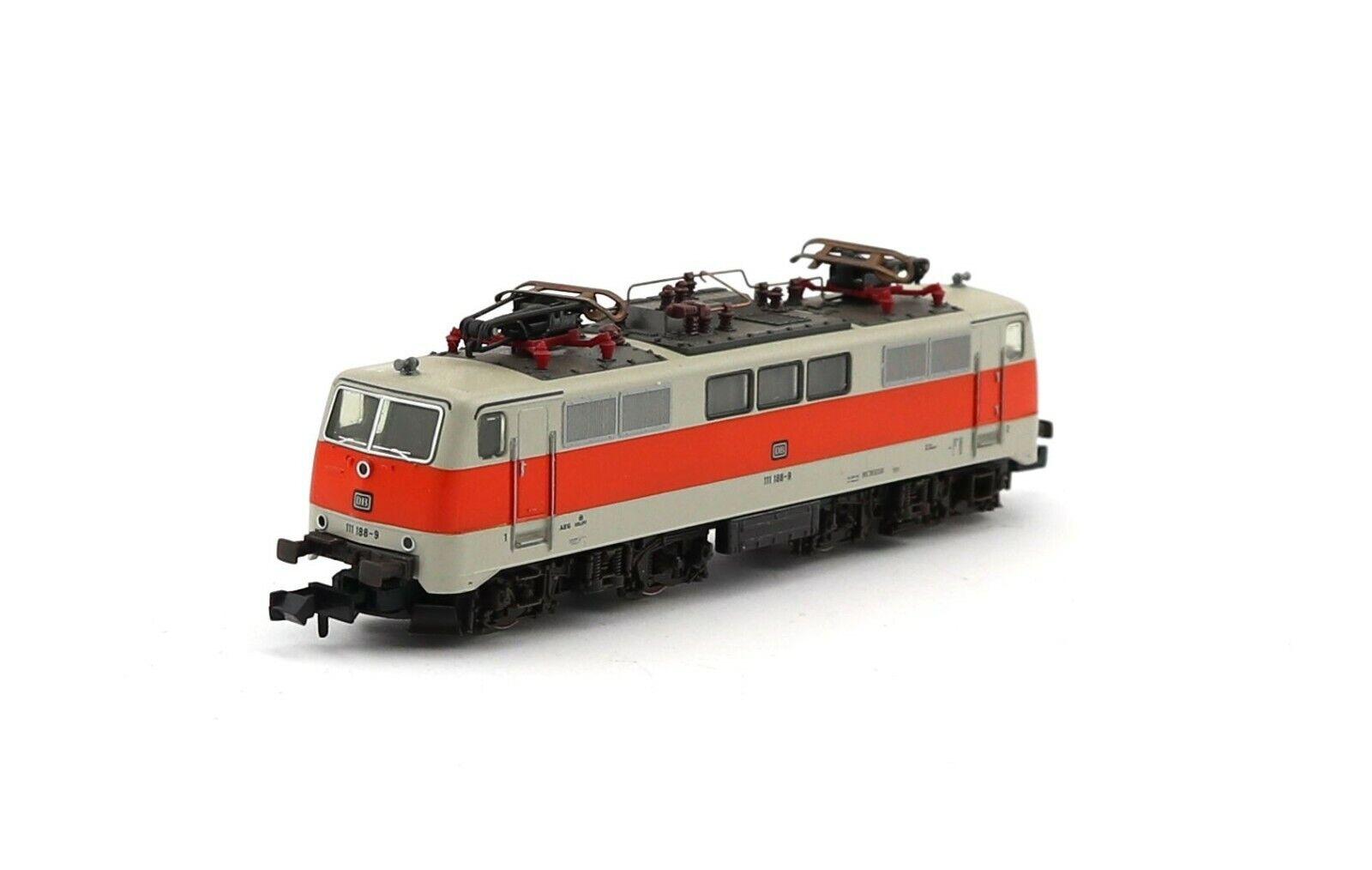Fleischuomon 7349 ELok 111 1889 DB Spur N TOP