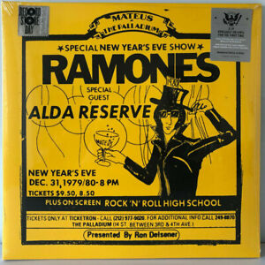 RSD-2019-Ramones-Live-At-The-Palladium-New-York-2x12-034-Vinyl-LP-Record-Store-Day