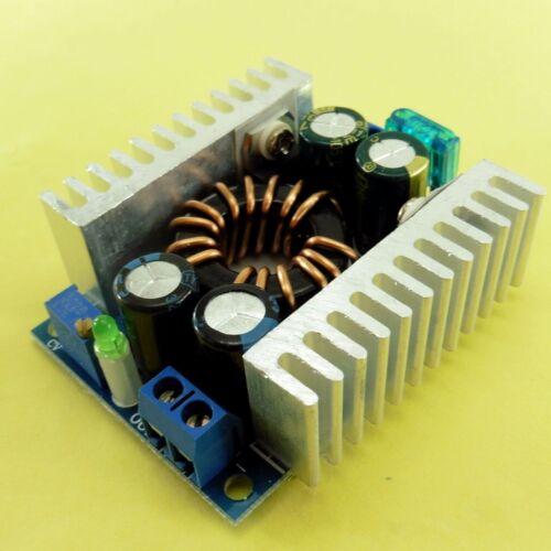 150W 8A STEP UP Boost REGOLABILE CORRENTE COSTANTE 12V V 20 50V DIY CC CV LED N426